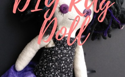 Easy DIY Rag Doll Tutorial