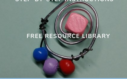 Make Your Own Wire Pendant