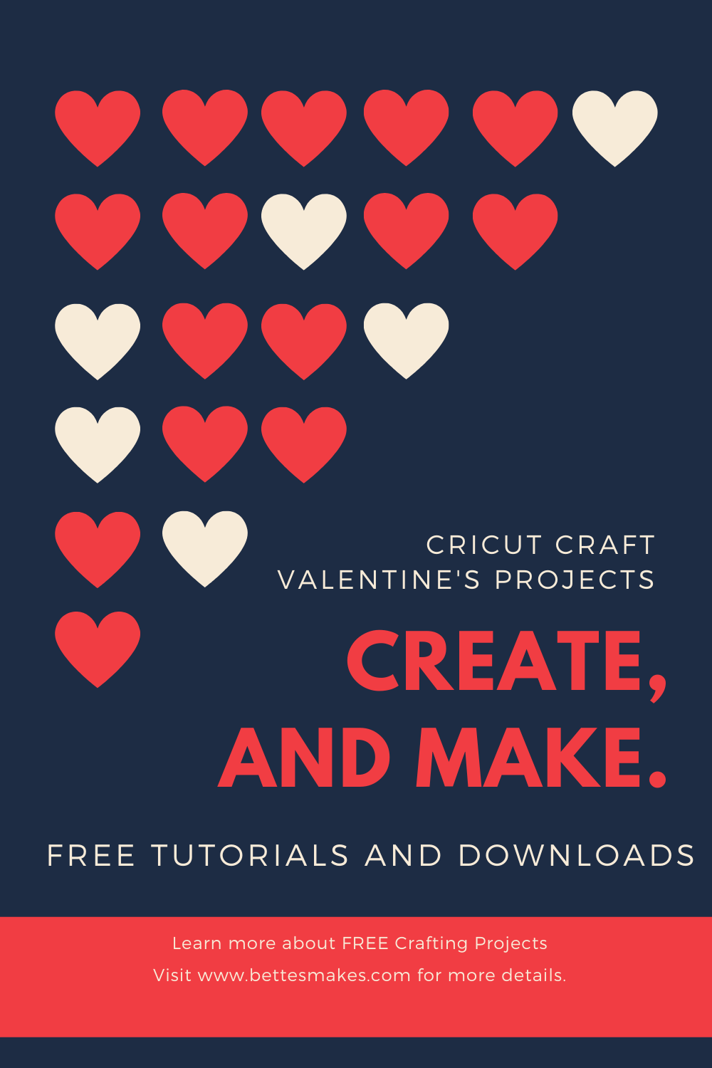 Cricut craft this Valentine popup card and give the gift of love. This is an easy to make handmade card project and perfect for giving to that someone special #cricut #cricutcraft #cardshandmade #papercraft #valentines