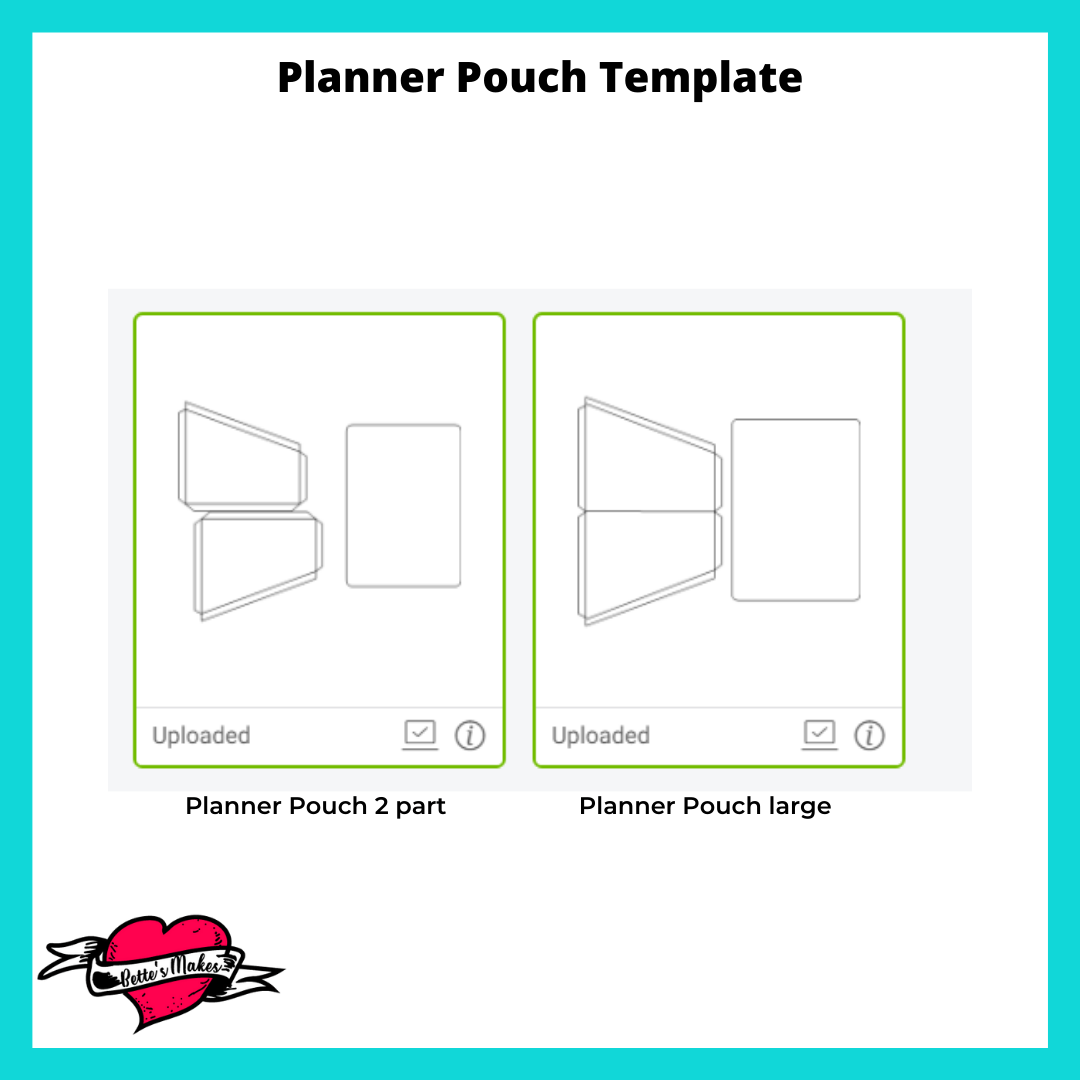 Planner Pouch and Divider