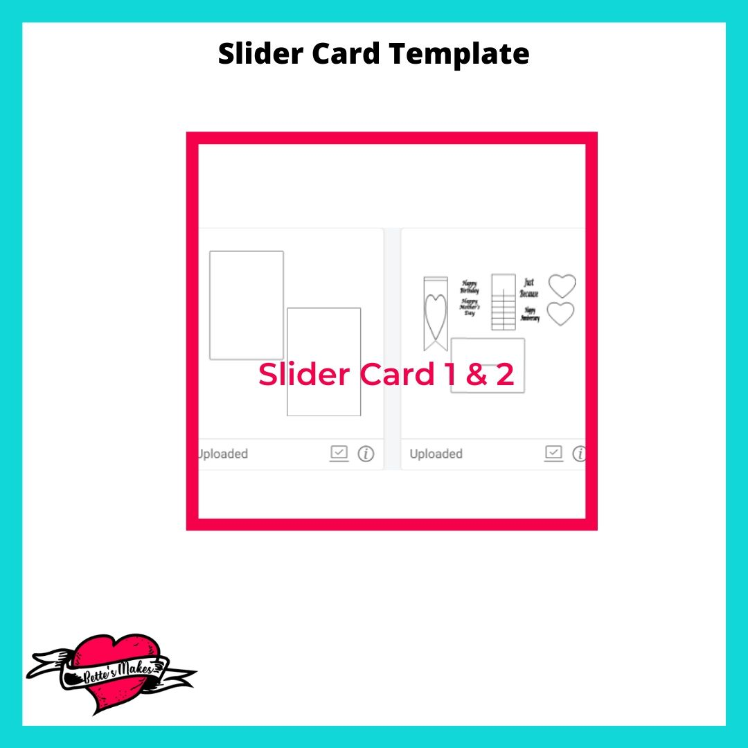 Slider Card Template