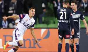 Melbourne Victory v Perth Glory - A League