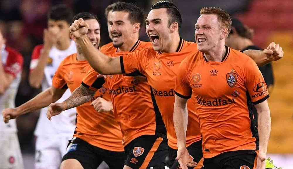 Melbourne Victory v Brisbane Roar - A-League
