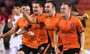 Melbourne Victory v Brisbane Roar - A-League