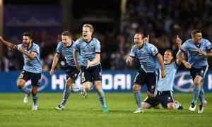 Sydney FC v Melbourne Victory - A League