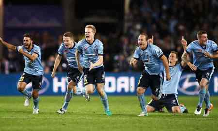 Sydney FC v Melbourne Victory - A League