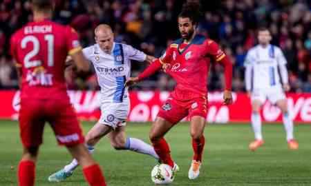 Melbourne City v Adelaide United - A League
