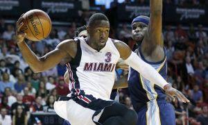 Miami Heat v Memphis Grizzlies