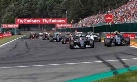 Betting on F1