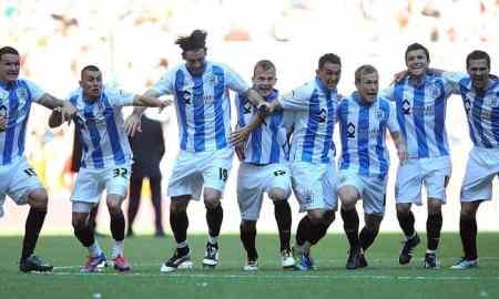 Aston Villa v Huddersfield Town