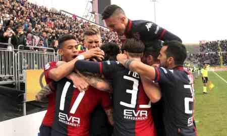 Cagliari v Sassuolo - Serie A