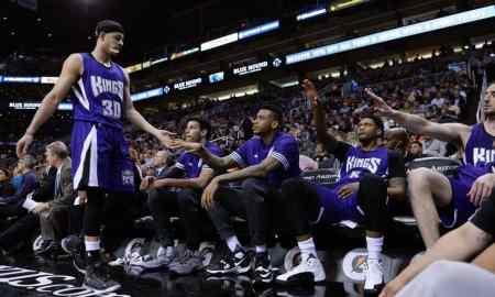 Sacramento Kings v Oklahoma City Thunder - NBA