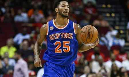 Brooklyn Nets v New York Knicks - NBA