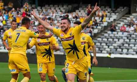 Central Coast Mariners v Adelaide United - A League