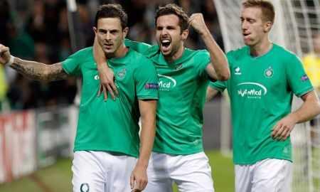 St Etienne v Lyon - Ligue One