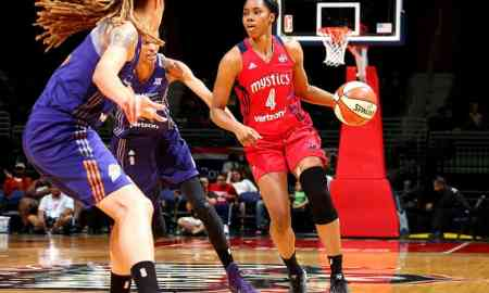 Washington Mystics v Chicago Sky - WNBA