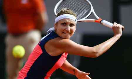 Jelena Ospatenko v Timea Bacsinszky - WTA French Open