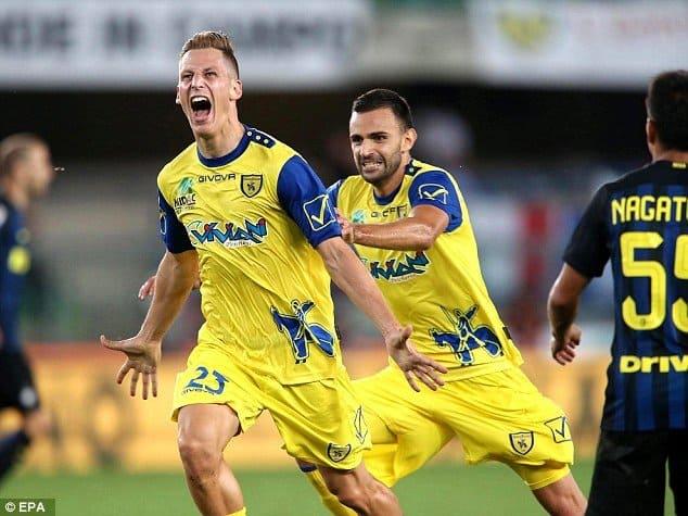 Chievo v Lazio - Serie A