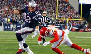 New England Patriots v Kansas City Chiefs - NFL betting preview and prediction
