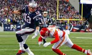 New England Patriots v Kansas City Chiefs - NFL betting preview and prediction