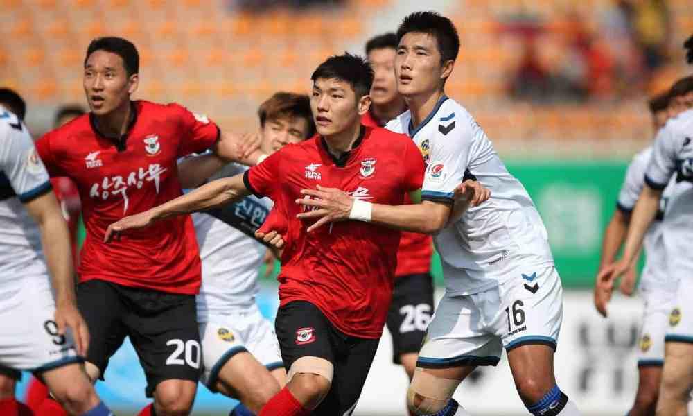 Sangju Sangmu v Incheon United - K1 League