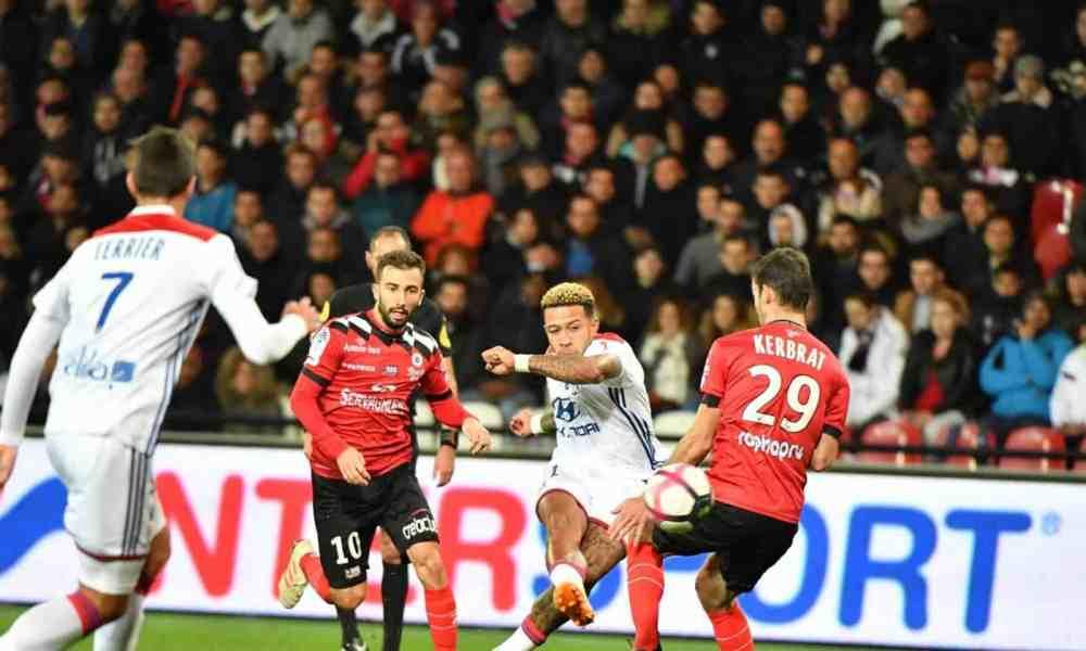 Guingamp v Lyon - Coupe de France