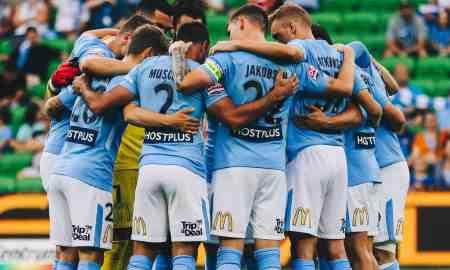 Melbourne City v Newcastle Jets - A League