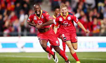 Wellington Phoenix v Adelaide United - A League