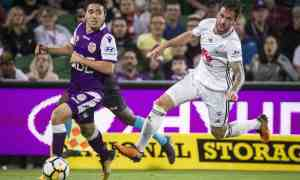 Perth Glory vs WS Wanderers - A League