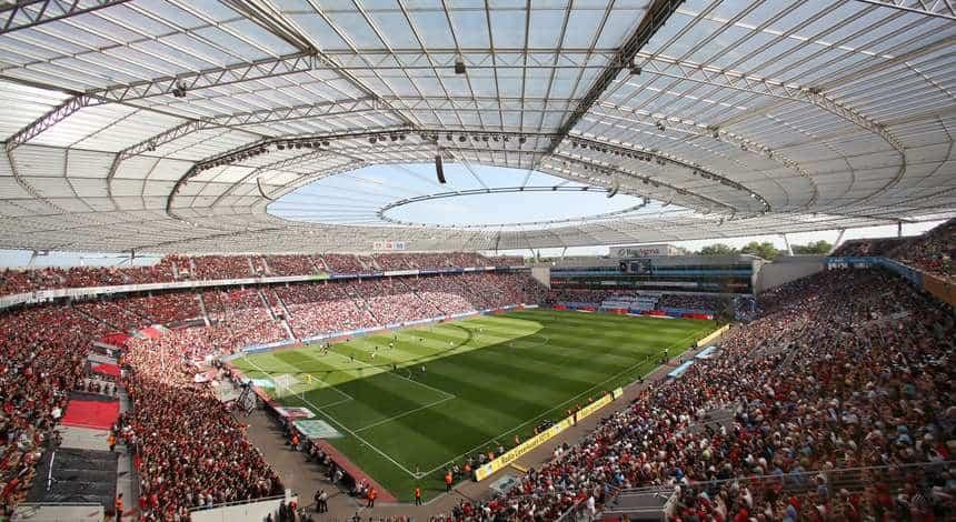 Eintracht Frankfurt v Bayer Leverkusen - Bundesliga
