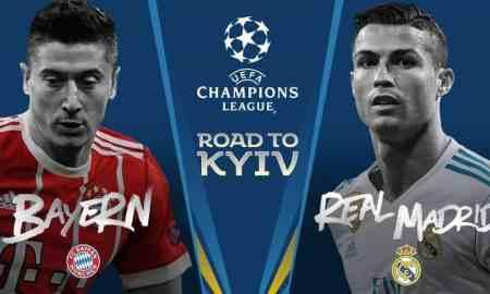 Real Madrid v Bayern Munich – Champions League Semi-finals