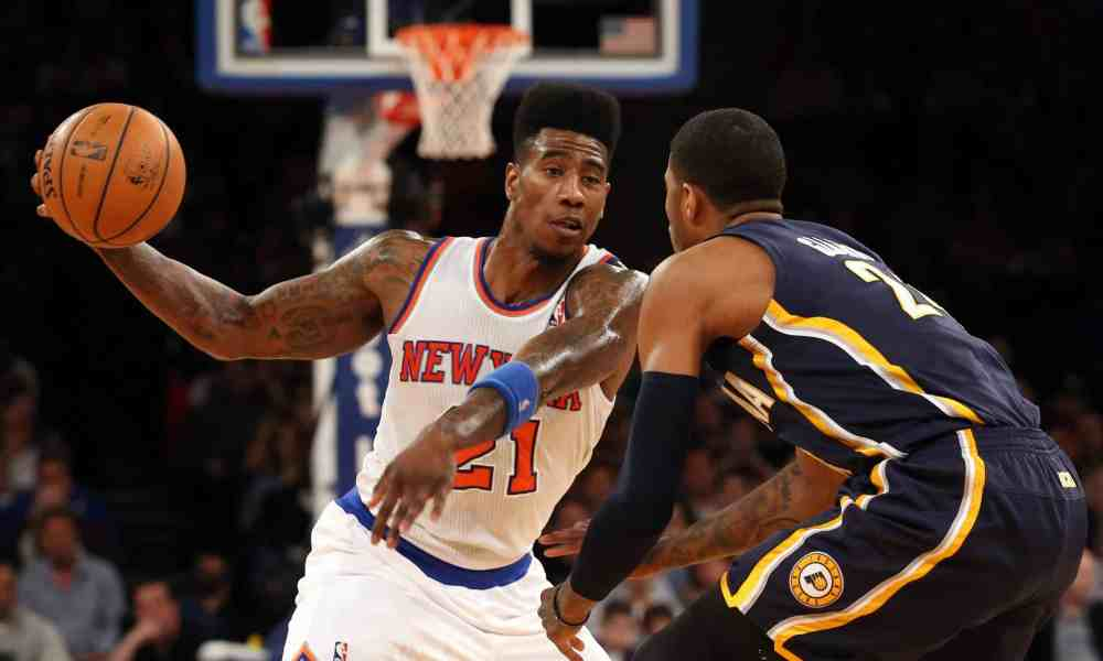 Indiana Pacers v New York Knicks - NBA