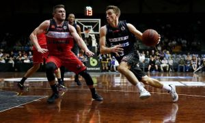 Illawarra Hawks v New Zealand Breakers - NBL