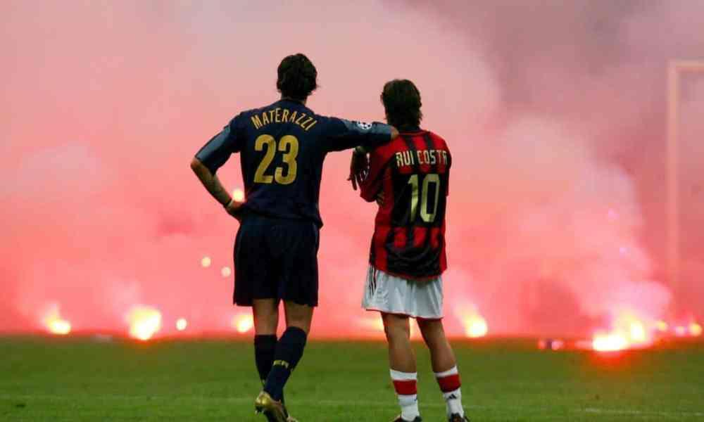AC Milan v Inter Milan – Serie A