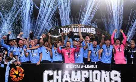 Adelaide United vs Sydney FC - A League