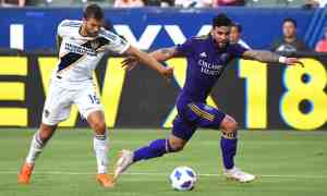 Orlando City v Los Angeles Galaxy - MLS