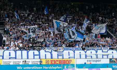 Grasshoppers v Luzern - Super League