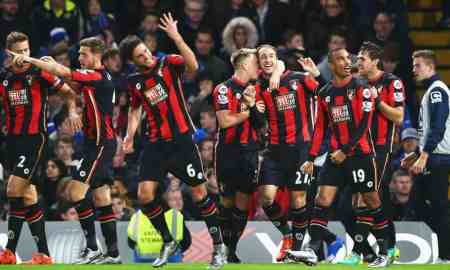 Bournemouth v Arsenal - Premier League