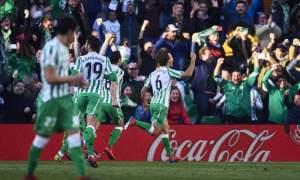 Real Betis v Valencia - Copa del Rey
