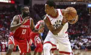 Toronto Raptors v Houston Rockets - NBA