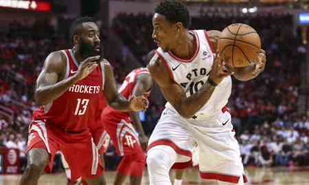 Toronto Raptors v Houston Rockets - NBA