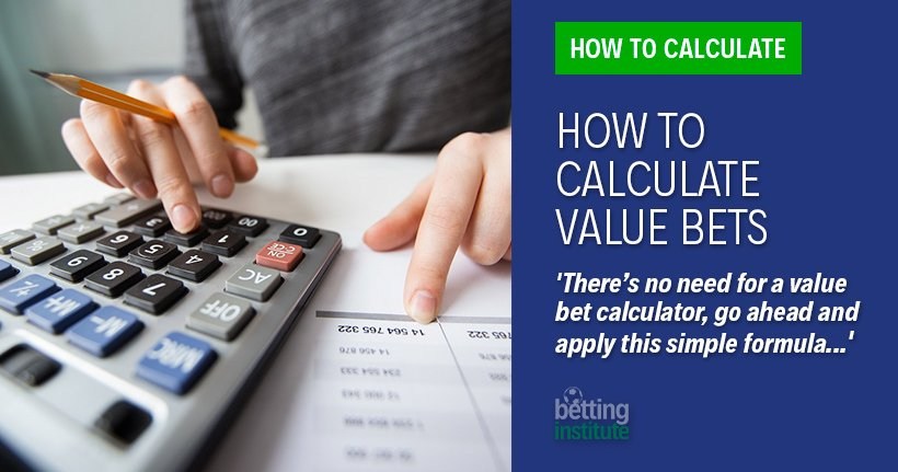 How To Calculate Value Bets