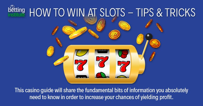 How To Win At Slots Tips Tricks