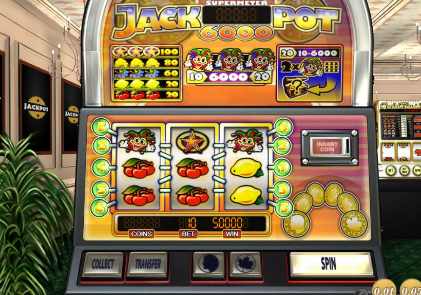 Jackpot 6000 cheat