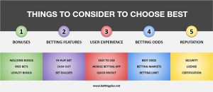 Things To Consider When Searching For Best Cricket Betting sites