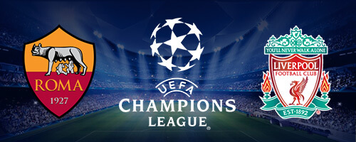 Image result for roma vs liverpool