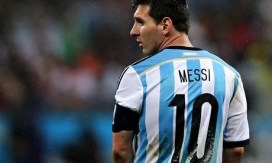 The form of Argentina forward Lionel Messi has not been conclusive so far