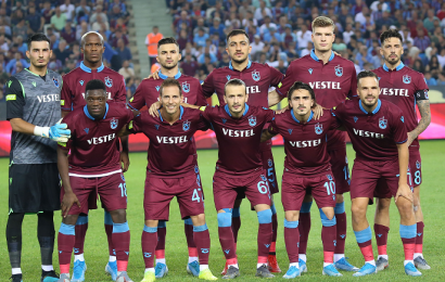Trabzonspor hit with UEFA ban