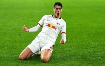 Schick closes in on Leverkusen move