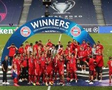 Bayern Munich are European champions!!!